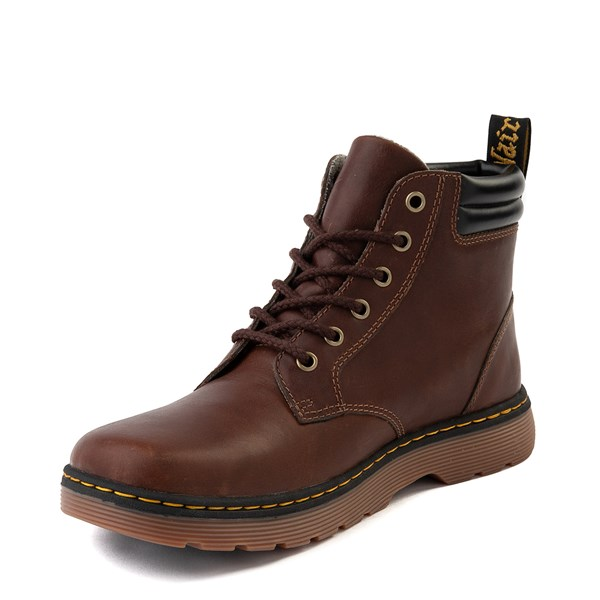 alternate view Mens Dr. Martens Tipton Boot - Dark BrownALT3