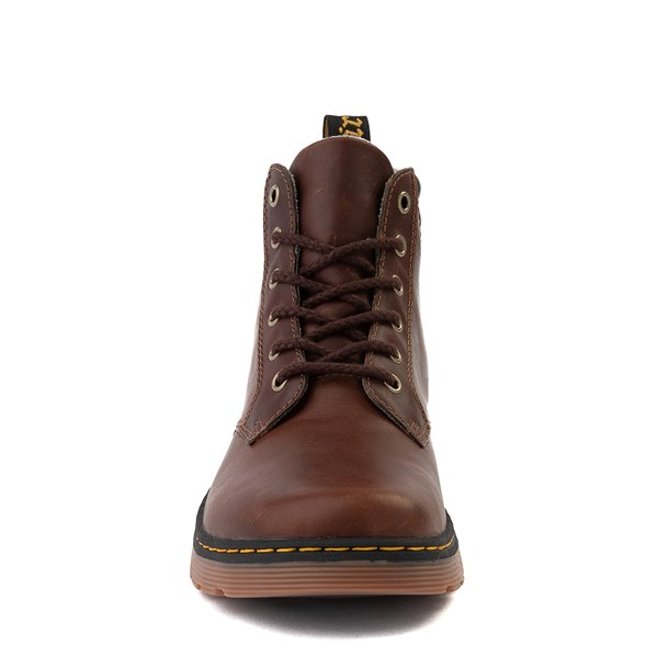 alternate view Mens Dr. Martens Tipton Boot - Dark BrownALT4