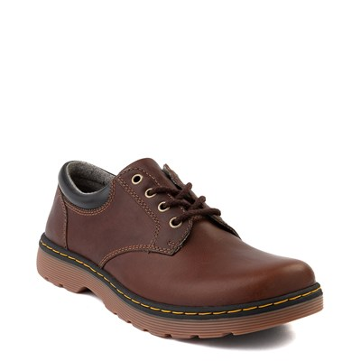 Alternate view of Mens Dr. Martens Tipton Low Casual Shoe - Dark Brown