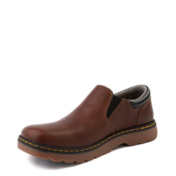 alternate view Mens Dr. Martens Tipton Slip On Casual Shoe - Dark BrownALT3