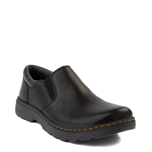 alternate view Mens Dr. Martens Tipton Slip On Casual Shoe - BlackALT1