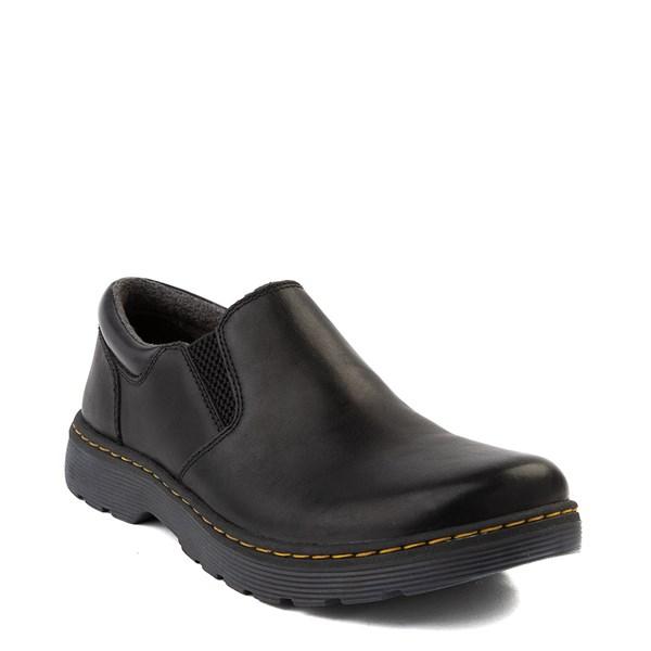 Alternate view of Mens Dr. Martens Tipton Slip On Casual Shoe - Black
