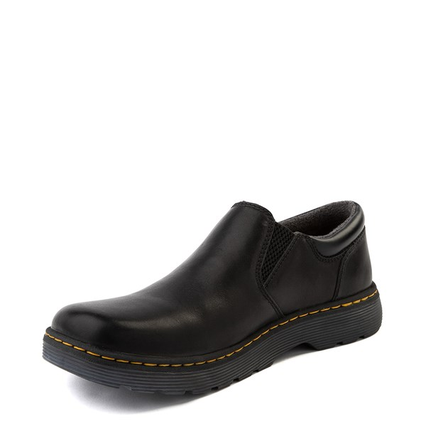 alternate view Mens Dr. Martens Tipton Slip On Casual Shoe - BlackALT3