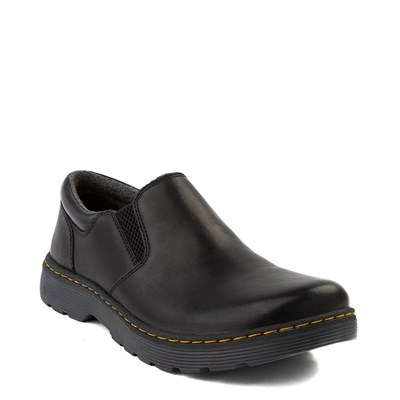 Alternate view of Mens Dr. Martens Tipton Slip On Casual Shoe - Black