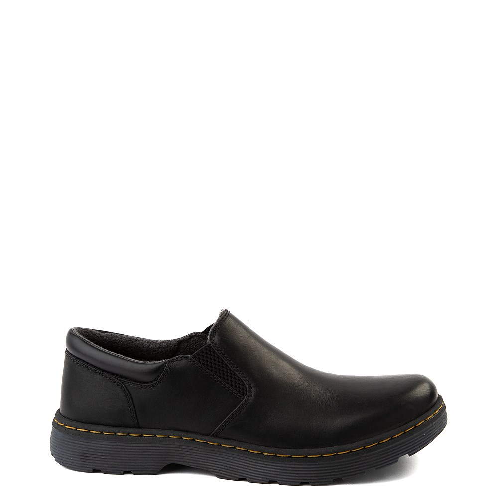 Mens Dr. Martens Tipton Slip On Casual Shoe - Black