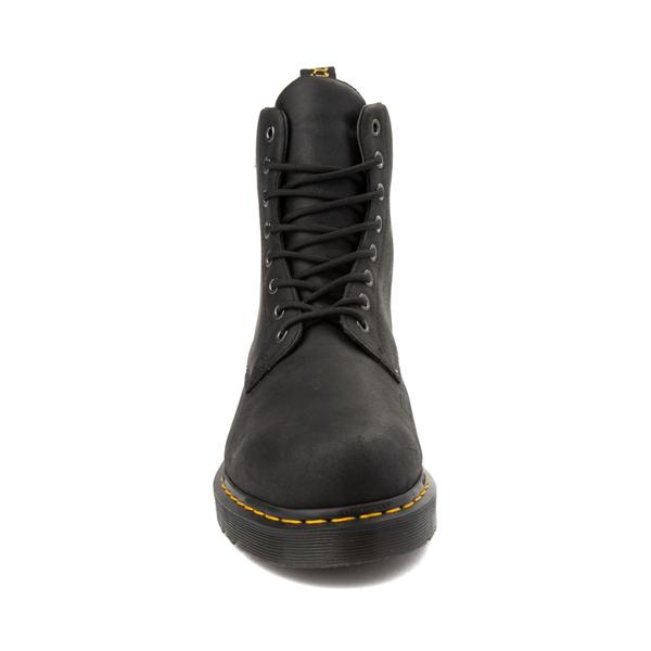alternate view Mens Dr. Martens 1460 8-Eye Waterproof Boot - BlackALT4
