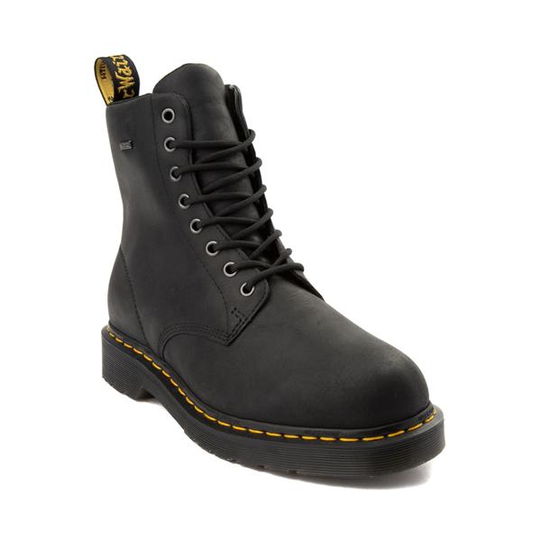 alternate view Mens Dr. Martens 1460 8-Eye Waterproof Boot - BlackALT5
