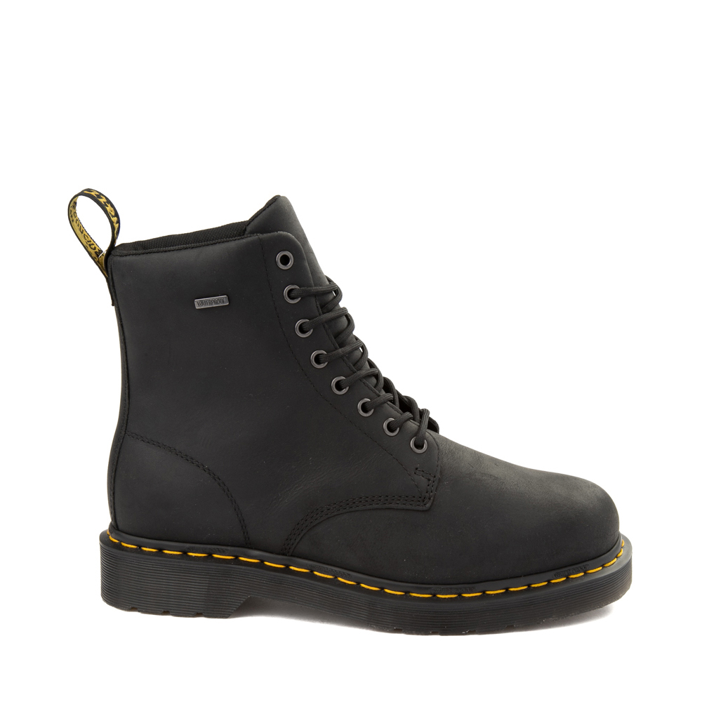 Mens Dr. Martens 1460 8-Eye Waterproof Boot - Black