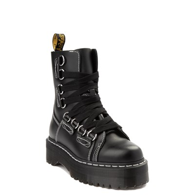Alternate view of Dr. Martens Jadon XL Platform Boot - black