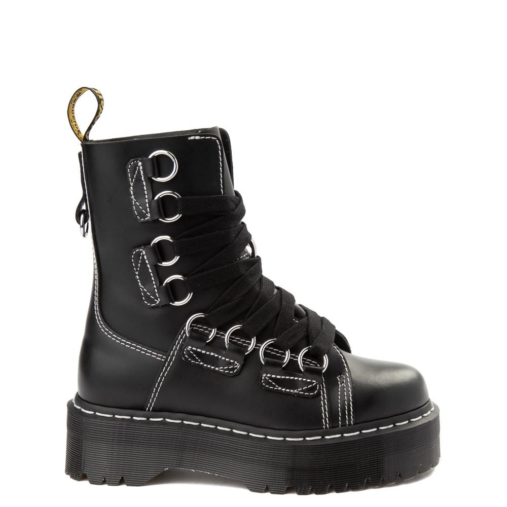 Dr. Martens Jadon XL Platform Boot - Black