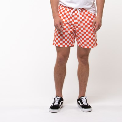 Main view of Mens Vans Checkerboard Range Shorts