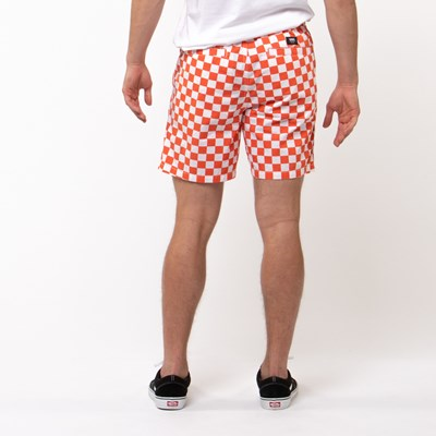 Alternate view of Mens Vans Checkerboard Range Shorts