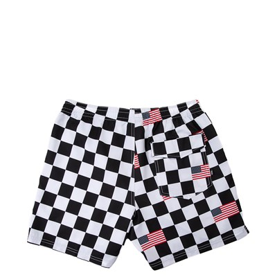Alternate view of Mens Vans Checkered Flag Volley Shorts