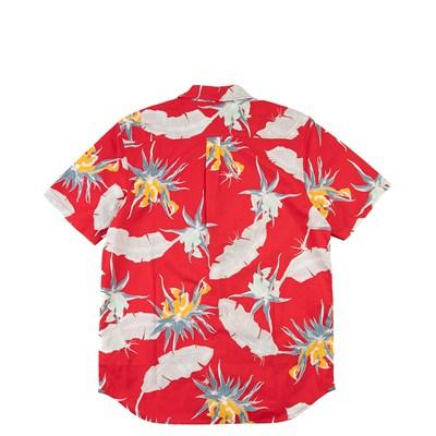 Alternate view of Mens Vans Arachnofloria Button Down Shirt