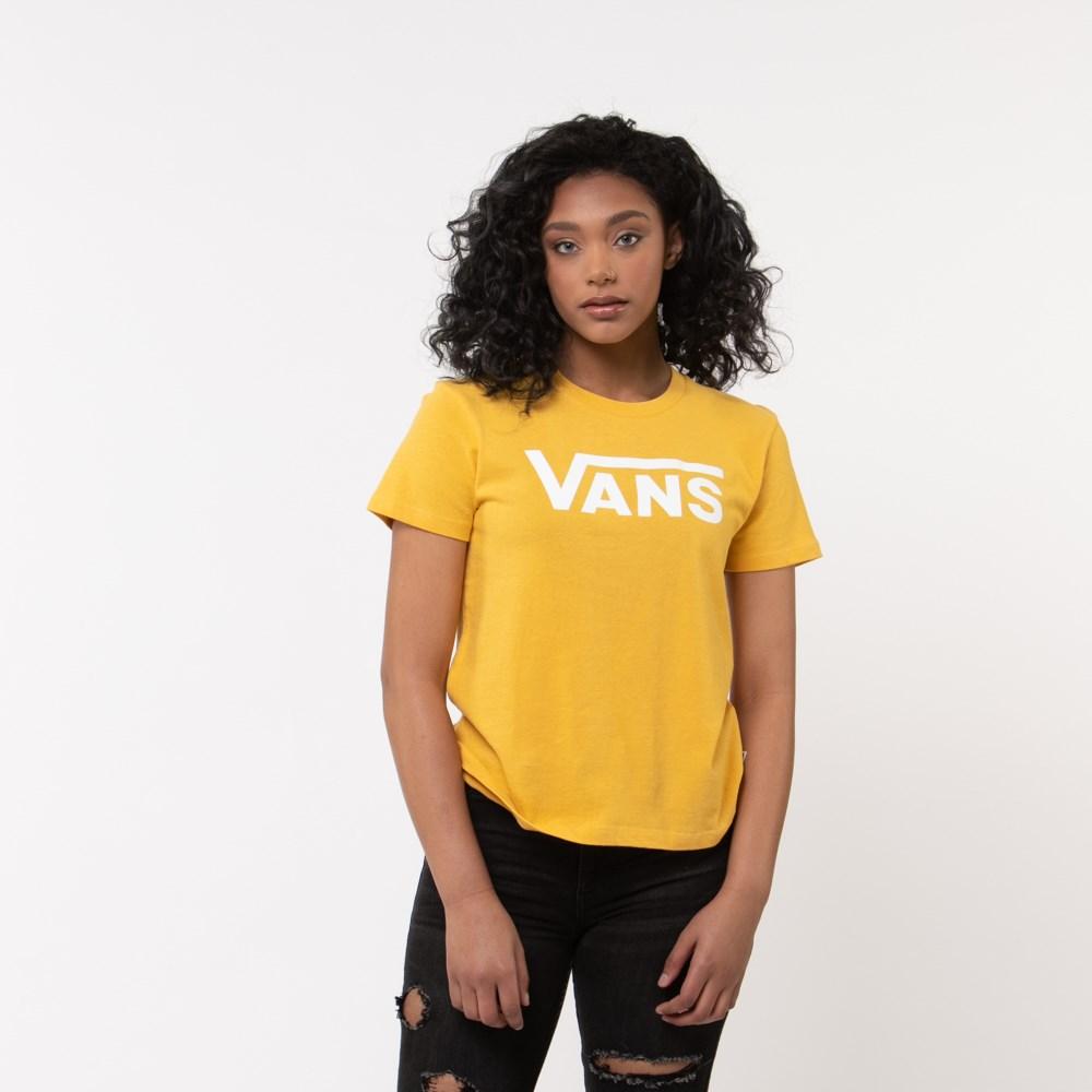 Womens Vans Classic Drop V Tee