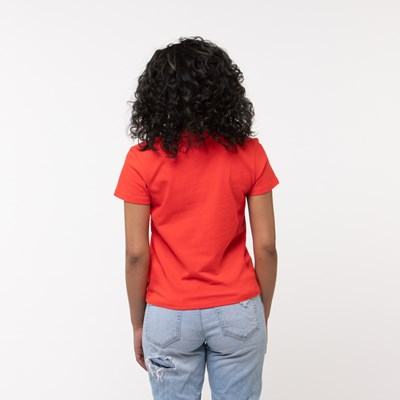 Alternate view of Womens Vans Classic Drop V Tee
