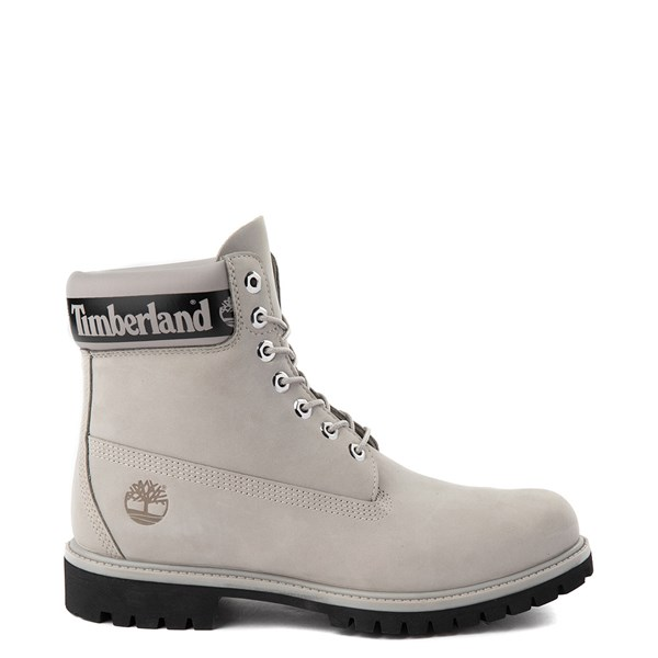 "Default view of Mens Timberland 6"" Classic Boot - Flint Gray"