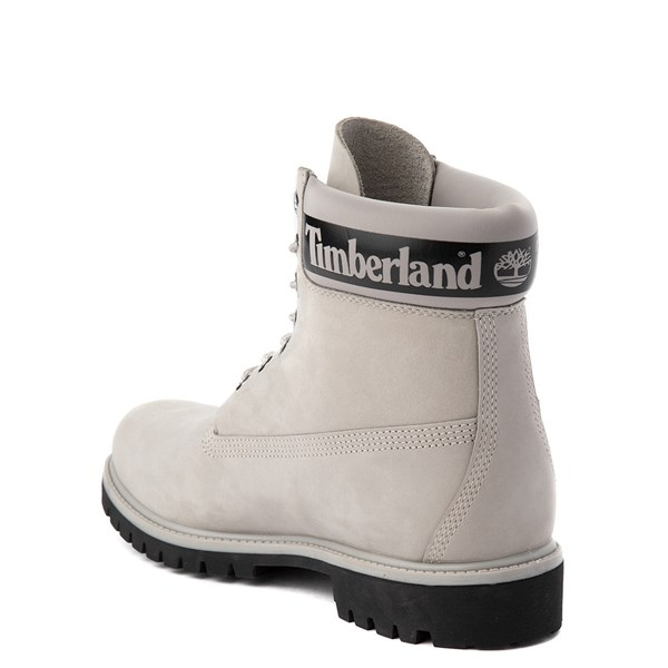 "alternate view Mens Timberland 6"" Classic Boot - Flint GrayALT2"