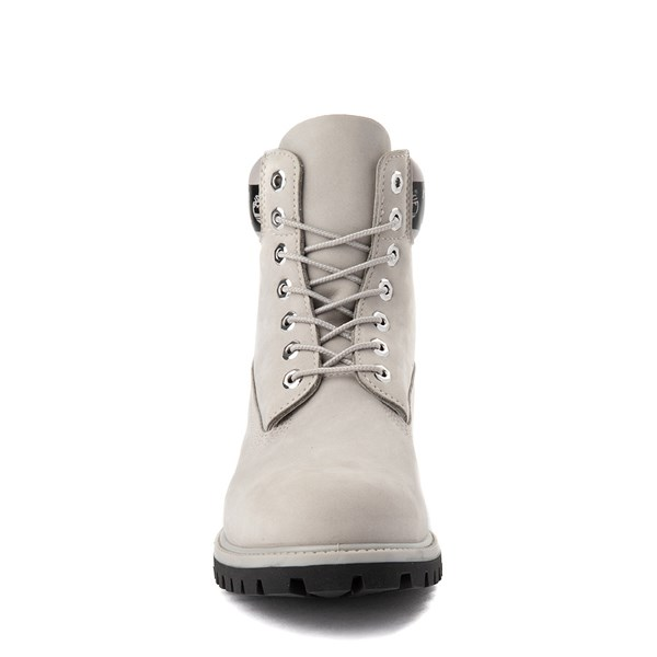 "alternate view Mens Timberland 6"" Classic Boot - Flint GrayALT4"