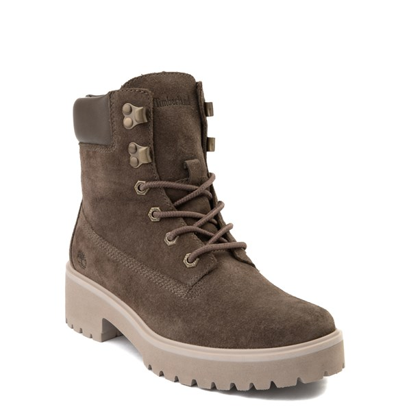 alternate view Womens Timberland Carnaby Cool Boot - OliveALT1