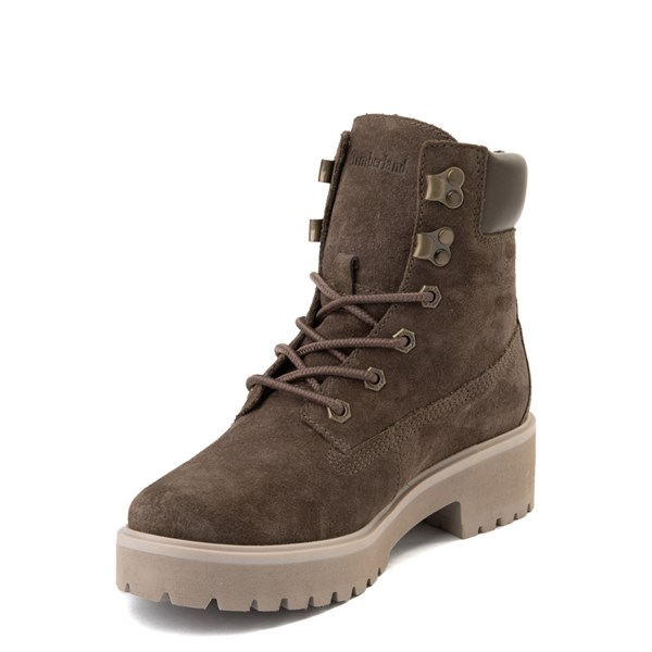 alternate view Womens Timberland Carnaby Cool Boot - OliveALT3