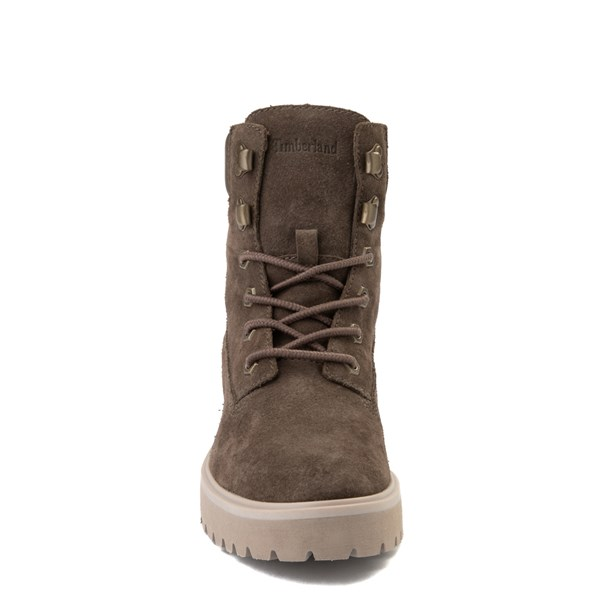 alternate view Womens Timberland Carnaby Cool Boot - OliveALT4