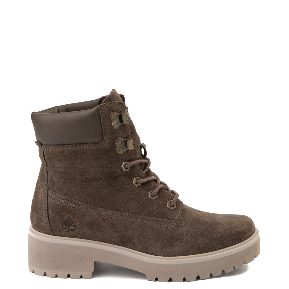 Womens Timberland Carnaby Cool Boot - Olive