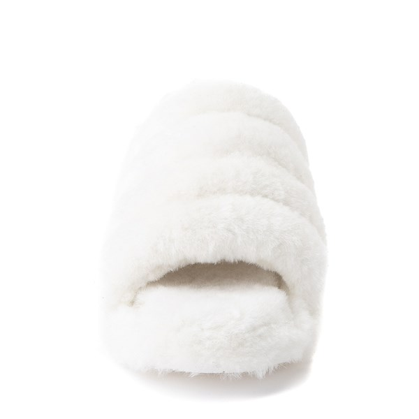 alternate view Womens UGG® Fluff Yeah Slide SandalALT4