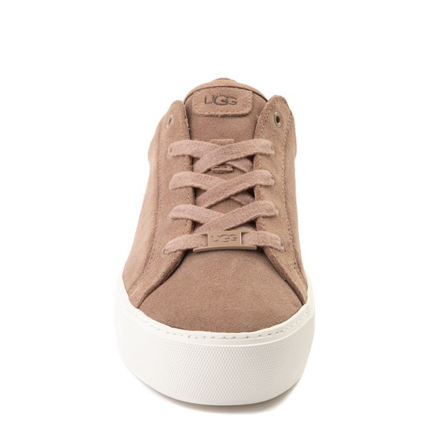 alternate view Womens UGG® Zilo Casual Platform Shoe - BeigeALT4