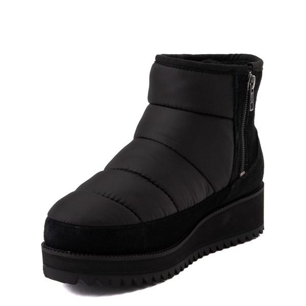 alternate view Womens UGG® Ridge Mini Boot - BlackALT3
