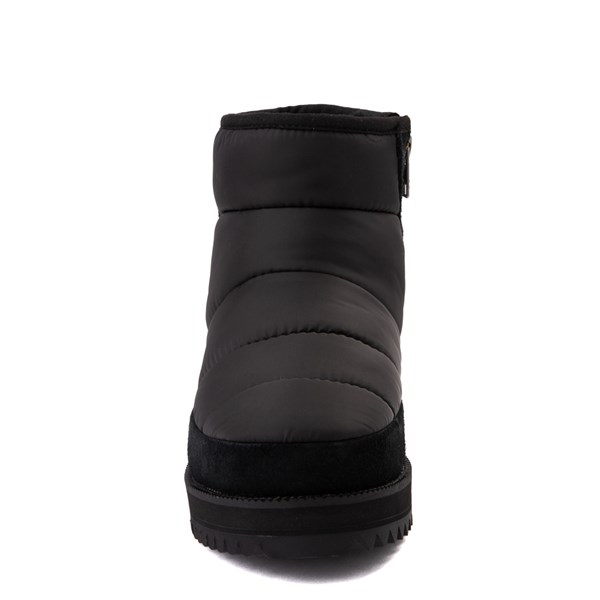 alternate view Womens UGG® Ridge Mini Platform Boot - BlackALT4