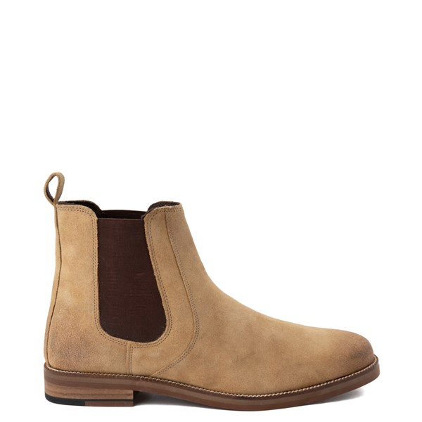 Mens Crevo Denham Chelsea Boot - Tan