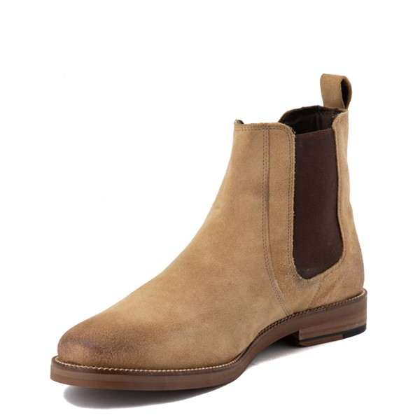 alternate view Mens Crevo Denham Chelsea Boot - TanALT2