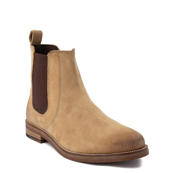 alternate view Mens Crevo Denham Chelsea Boot - TanALT5