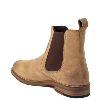 Alternate view of Mens Crevo Denham Chelsea Boot - Tan
