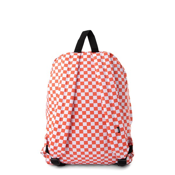 alternate view Vans Old Skool Checkered BackpackALT1