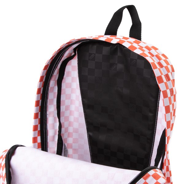 alternate view Vans Old Skool Checkered BackpackALT3