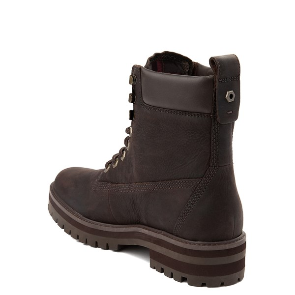 alternate view Mens Timberland Courma Guy Boot - Dark BrownALT2