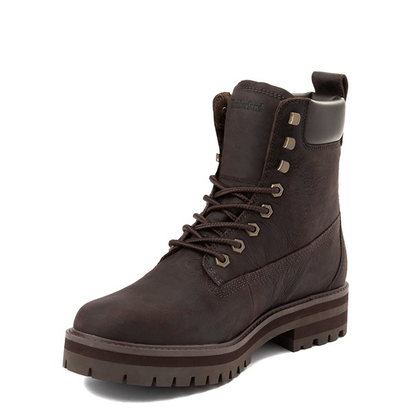 alternate view Mens Timberland Courma Guy Boot - Dark BrownALT3