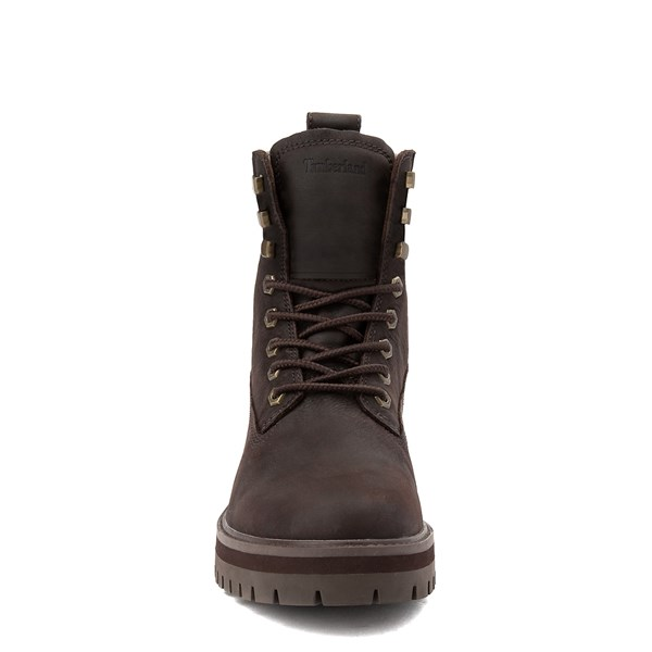 alternate view Mens Timberland Courma Guy Boot - Dark BrownALT4