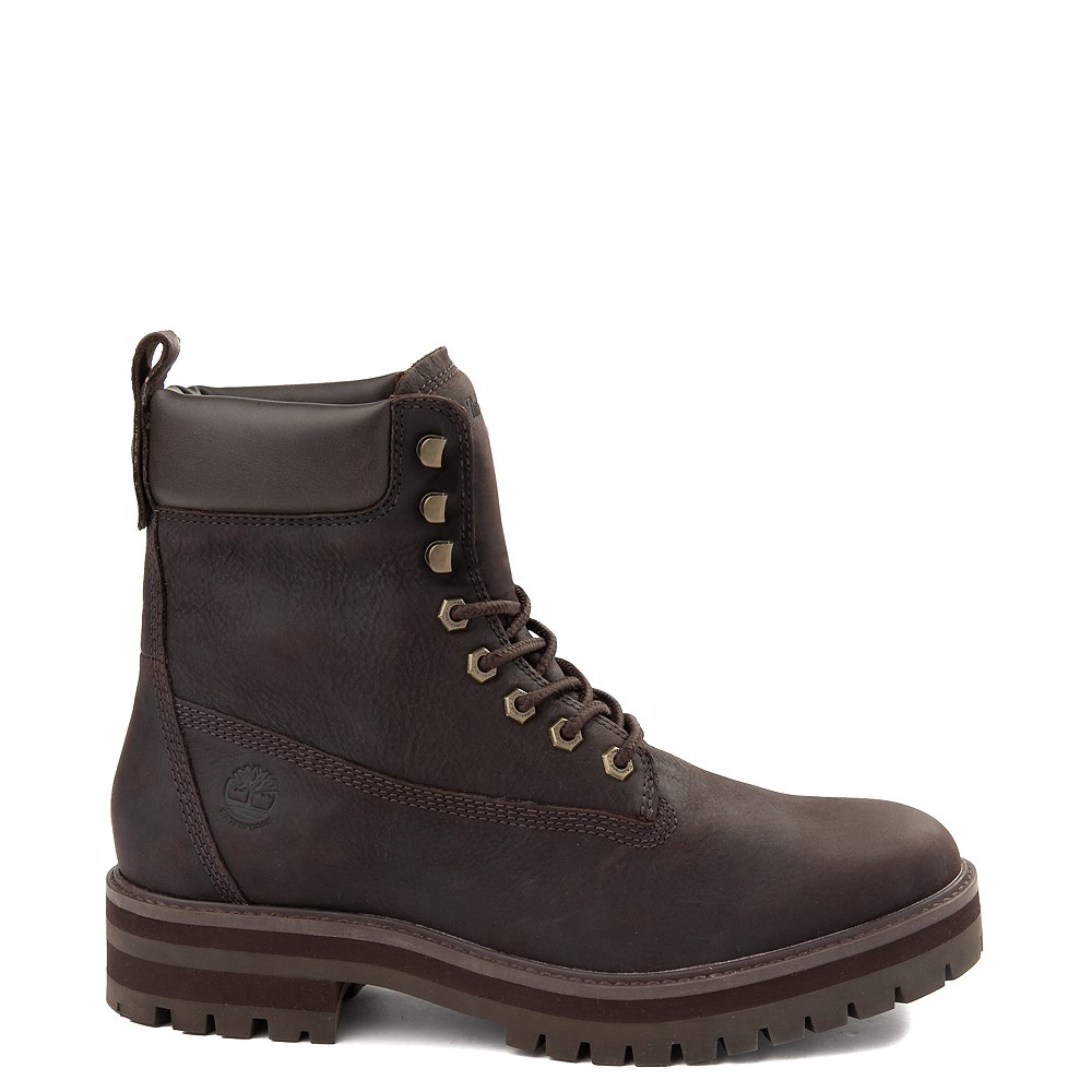 Mens Timberland Courma Guy Boot - Dark Brown