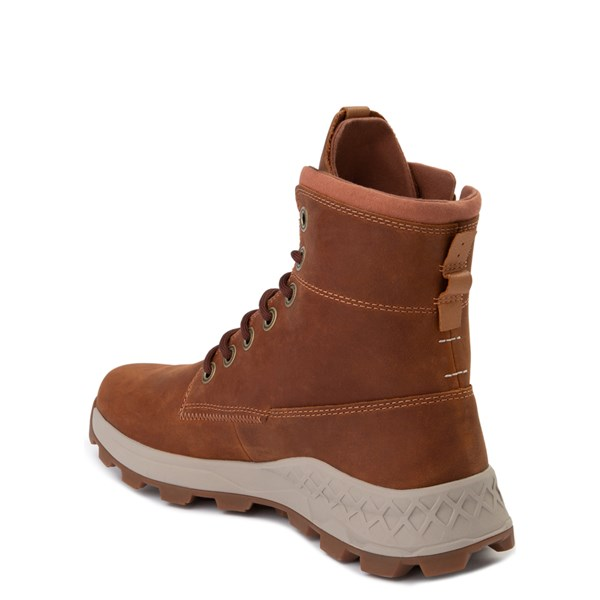 alternate view Mens Timberland Brooklyn Zip Boot - TanALT2