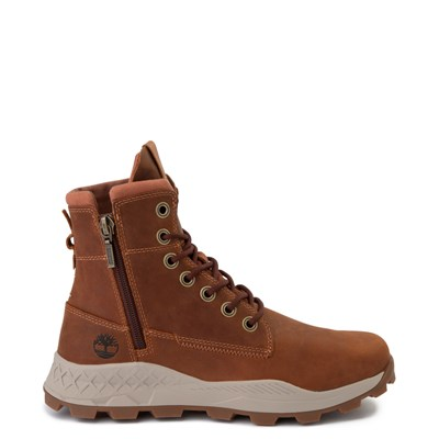 Main view of Mens Timberland Brooklyn Zip Boot - Tan