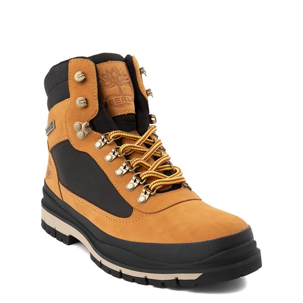 Alternate view of Mens Timberland Field Trekker Boot - Wheat