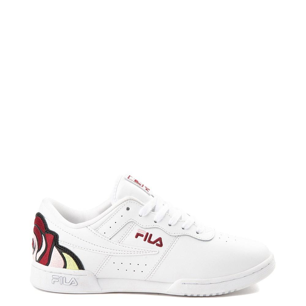 Womens Fila Original Fitness Athletic Shoe