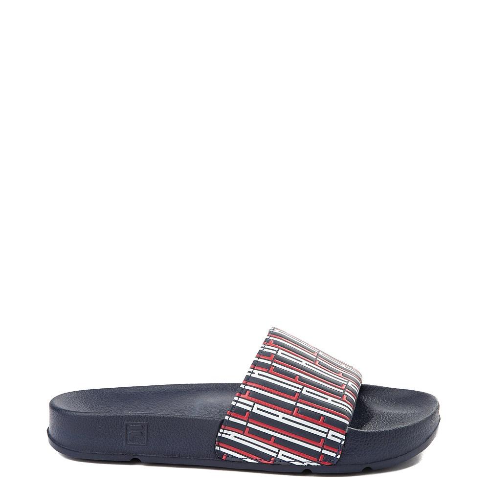 Womens Fila Drifter Slide Sandal
