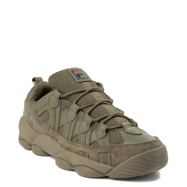 alternate view Mens Fila Spaghetti Low Athletic ShoeALT1