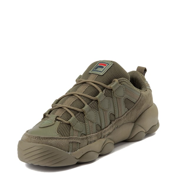 alternate view Mens Fila Spaghetti Low Athletic ShoeALT3