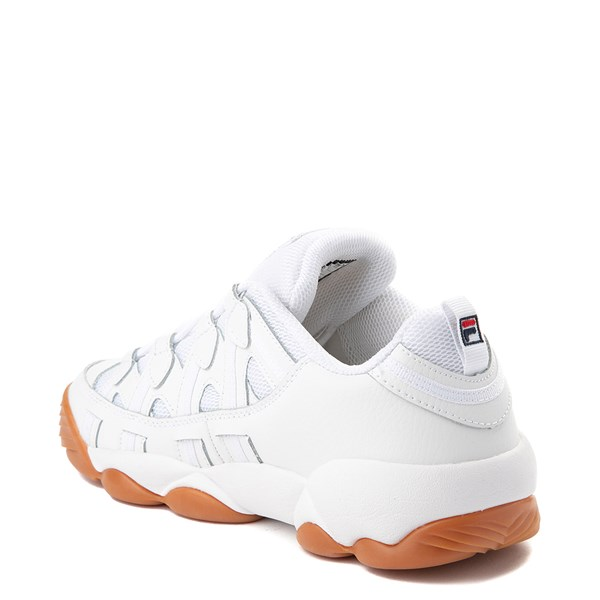 alternate view Mens Fila Spaghetti Low Athletic ShoeALT2