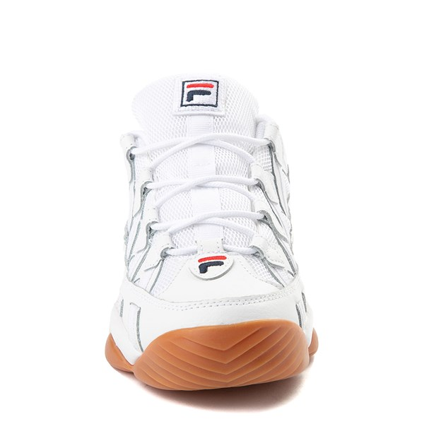 alternate view Mens Fila Spaghetti Low Athletic ShoeALT4